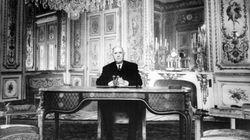 La leçon du général De Gaulle du 28 octobre
