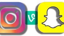 Comment Instagram et Snapchat ont tué