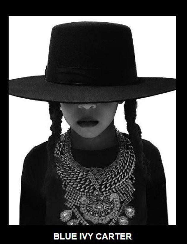 Blue Ivy Carter, la fille de Beyoncé et