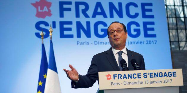 François Hollande prend la présidence de la fondation La France