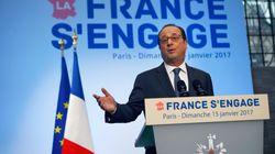 Quatre mois après, Hollande redevient