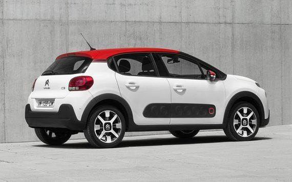 La nouvelle Citroën C3, une effrontée