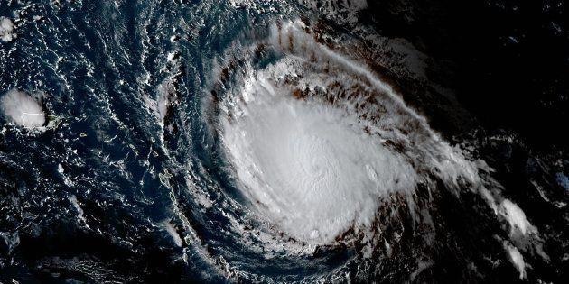 Dans les Caraïbes, l'ouragan Irma passe en catégorie maximale