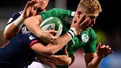 VIDÉO - Regardez en direct le match de rugby