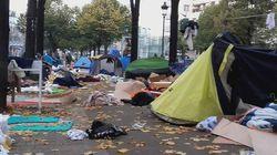De Calais à Paris, la situation désespérée des mineurs
