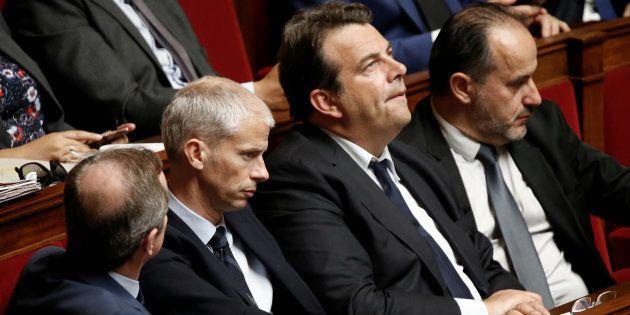 Ni tout à fait dans la majorité, ni tout à faire dans l'opposition, les Constructifs de la droite pro-Macron...