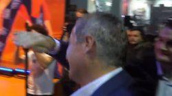 Le Dab de Nicolas Dupont-Aignan à la Paris Games