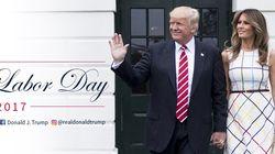 Trump vante les mérites du