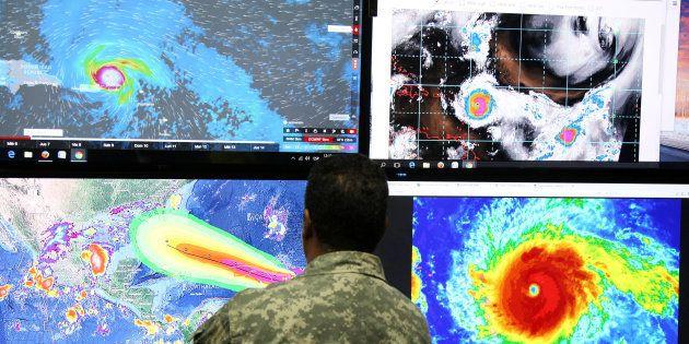 Ouragans Harvey, Irma... la faute au réchauffement climatique ? C'est plus