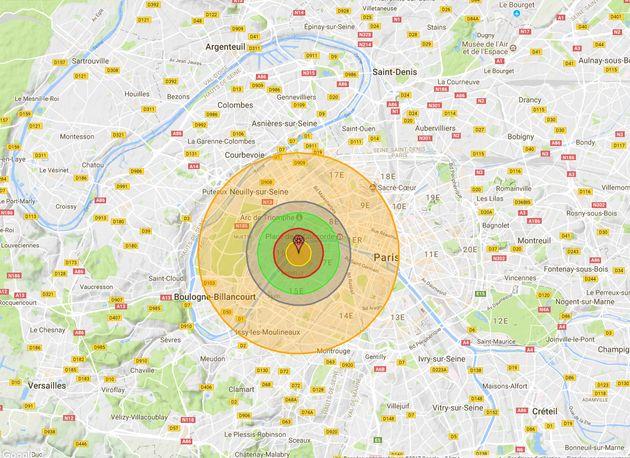 Corée du Nord: Voici l'impact que pourrait avoir une bombe H aussi puissante que celle testée par Pyongyang...
