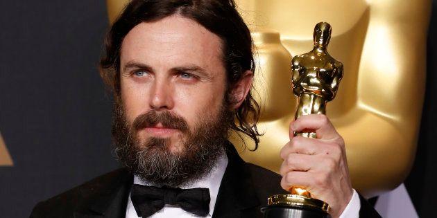 Casey Affleck a remporté l'Oscar du meilleur acteur pour son rôle