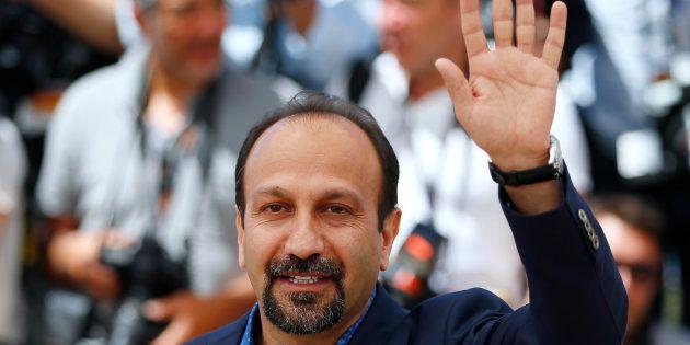 Asghar Farhadi à Cannes en mai