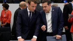 Macron et Tsipras, les deux alliés que tout aurait pu
