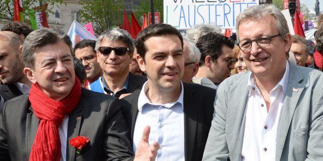 Emmanuel Macron et Alexis Tsipras, les deux alliés que tout aurait pu
