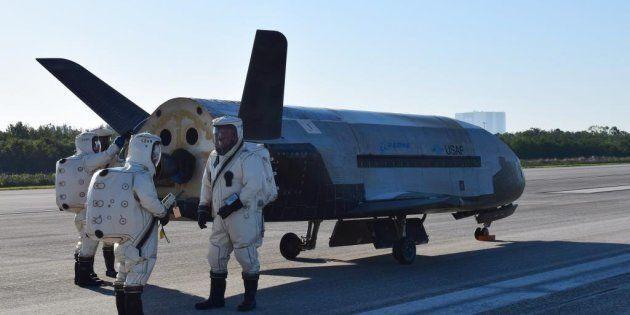 Le vaisseau spatial top-secret de l'armée américaine X-37B reprend du service grâce à
