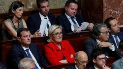 En pleine guerre interne au FN, l'agenda de Marine Le Pen pour reprendre sa
