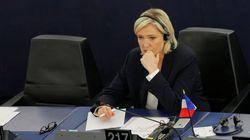 Le Parlement européen réclame 340.000 euros à Marine Le Pen après des soupçons d'emplois