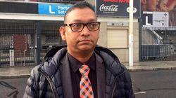Salim Toorabally, agent de sécurité au SdF le 13 novembre: