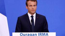 Macron annonce un plan national de reconstruction pour Saint-Barthélemy et