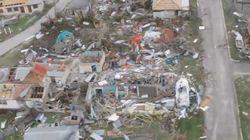 Irma a endommagé 95% des bâtiments de l'île de