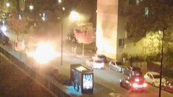 Voitures incendiées, pompiers insultés... la nuit d'Halloween dégénère à