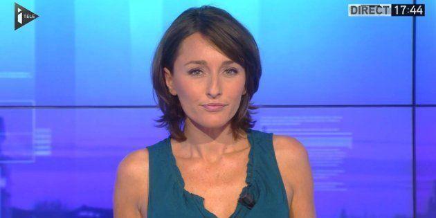 Amandine Bégot quitte iTélé après sept ans