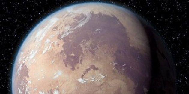 Tatooine a la particularité d'orbiter autour d'une étoile
