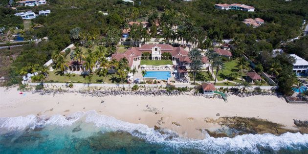 Après le passage de l'ouragan Irma à Saint-Martin, on ne donne pas cher du luxueux palace de