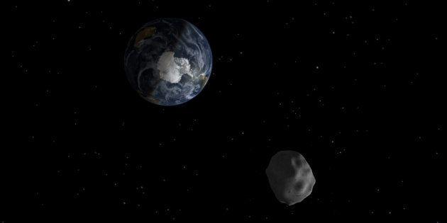 L'astéroïde géant qui vient de frôler la Terre n'était pas