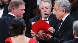On sait enfin exactement comment la gaffe monumentale des Oscars s'est
