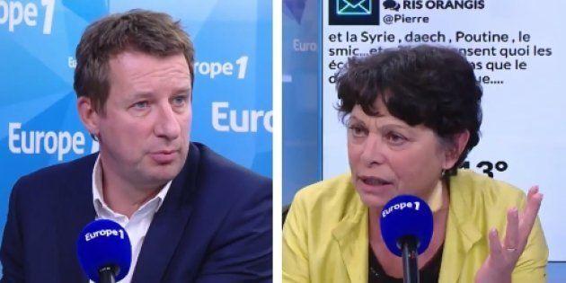 Selon Yannick Jadot et Michèle Rivasi, l'ancienne ministre du Logement Cécile Duflot est