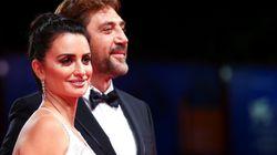 Javier Bardem et Penélope Cruz, couple le plus glamour du tapis rouge de la