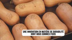 Cette nouvelle technologie géniale va permettre de supprimer des tonnes d'emballages de fruits et