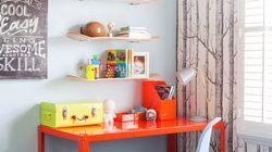 Quelques idées pour rajouter des couleurs et de la vie à un bureau
