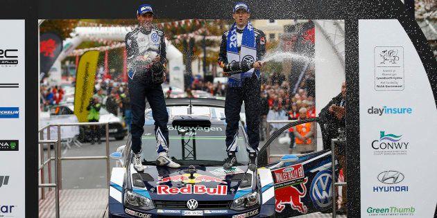 VW se retire du championnat du monde de rallye, et met Sébastien Ogier au chômage Livepic EDITORIAL USE