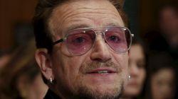 Bono nommé parmi les