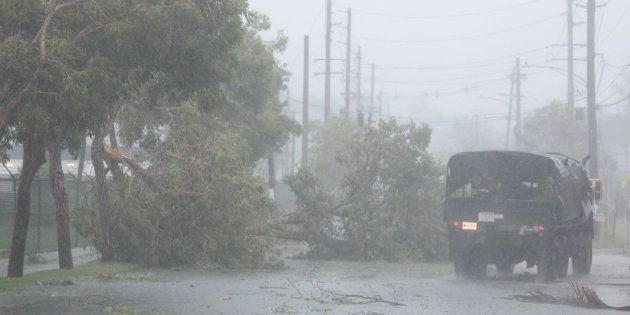 Au moins 9 morts et 7 disparus dans les îles françaises après le passage