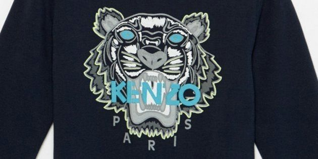 Comment Kenzo, avant d'arriver chez H&M, est redevenue une marque ultra-tendance grâce à ce tigre
