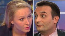 Pour défendre Marine Le Pen, les ténors du FN reprennent des arguments sarkozystes dont ils se