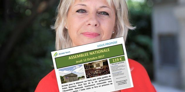 Une députée LREM épinglée pour des visites à l'Assemblée facturées 119