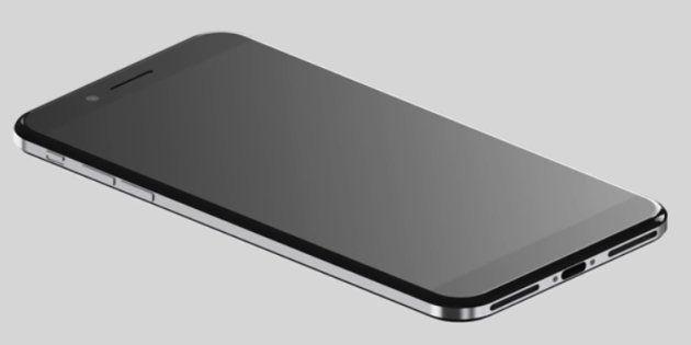 Pas un mois ne passe sans une nouvelle rumeur à propos de l'iPhone 8 (photo