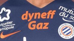 L'énorme bourde du club de Montpellier sur son maillot