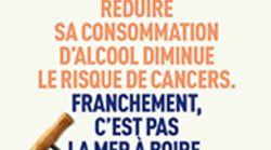 Un détail sur cette affiche contre le cancer fâche certains