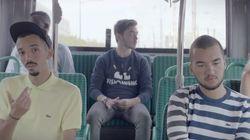 Panayotis dans le nouveau clip de Bigflo &