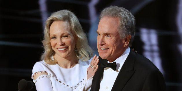 Après l'erreur d'enveloppe aux Oscars, Warren Beatty