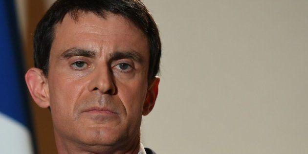 Manuel Valls dit