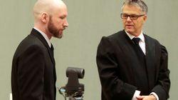 Non, Breivik n'est pas traité de manière inhumaine en prison selon la justice
