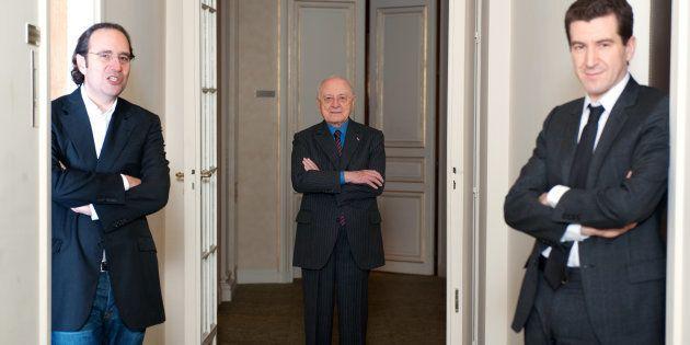 Le duo Xavier Niel et Matthieu Pigasse va reprendre les parts de Pierre Bergé dans Le