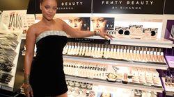 La marque de cosmétiques de Rihanna saluée pour avoir pensé à toutes les