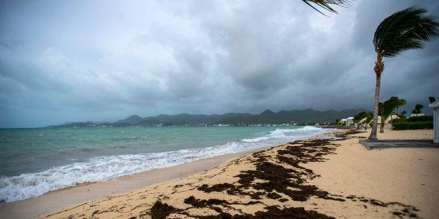 Les habitants de Saint-Martin et Saint-Barthélemy redoutent désormais l'ouragan Jose ce samedi 9